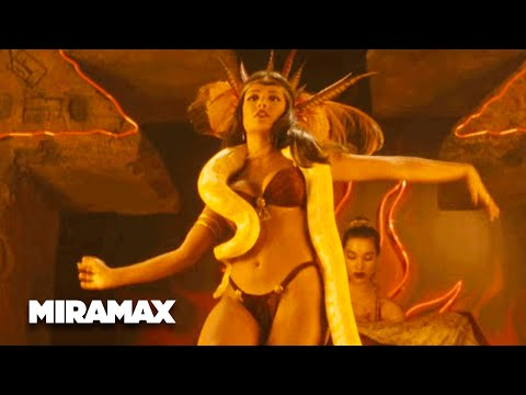 From Dusk Till Dawn  'The Art of Seduction' HD  George Clooney, Quentin Tarantino  MIRAMAX