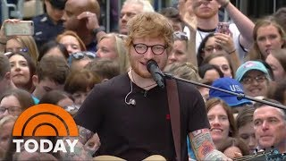 Ed Sheeran Deletes His Twitter Account After 'Game of Thrones' Appearance | TODAY