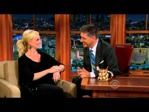 Hilarious moments with Monica Potter & Craig Ferguson.