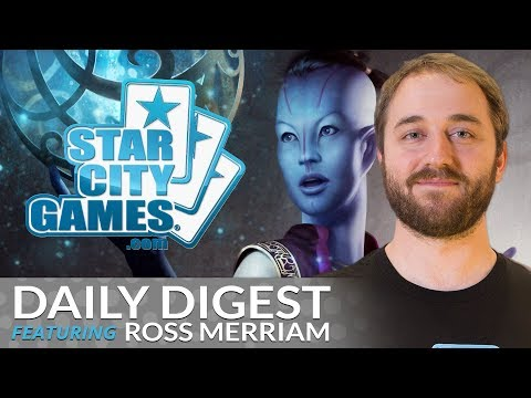 Daily Digest: Grixis Control with Ross Merriam [Standard]