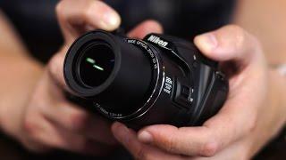 حل مشكلة كاميرا نيكون L810