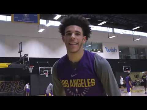Lonzo Ball & Kyle Kuzma - Funniest Moments 2019!