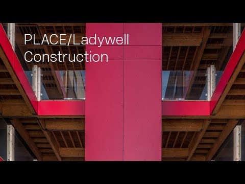 PLACE/Ladywell - The Construction Process | RSH+P