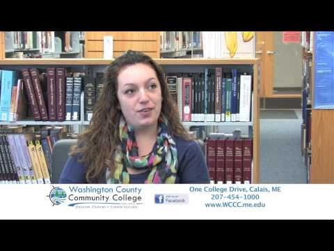 "Washington County Community College: ""Close to Home"" Feb 2014"