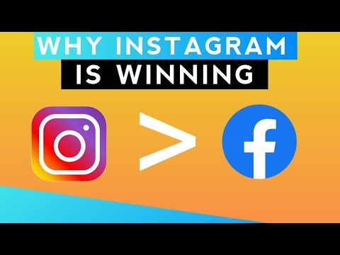 Why Instagram is Becoming more popular than Facebook!!