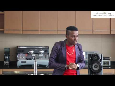 A Glimpse - Nevy Jackson speaks at the Centonomy Inter-Campus Hangout