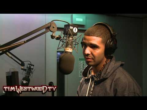 Drake on Thank Me Later & performing in London - Westwood