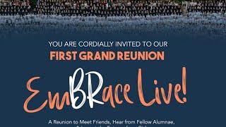 EmBRace  Bais Rivkah Grand Reunion