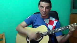Tose Proeski - Cija si (cover)