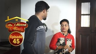Mrs. Meena & Family - Konkani Serial│Episode 45│Daijiworld Television