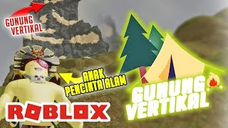 Vertical MOUNT YG Most GA May Be in CLIMBING | ROBLOX INDONESiA