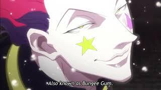 everytime hisoka says bunGEE gUM Resimi