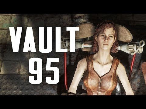 The Full Story of Vault 95 - Fallout 4 Lore