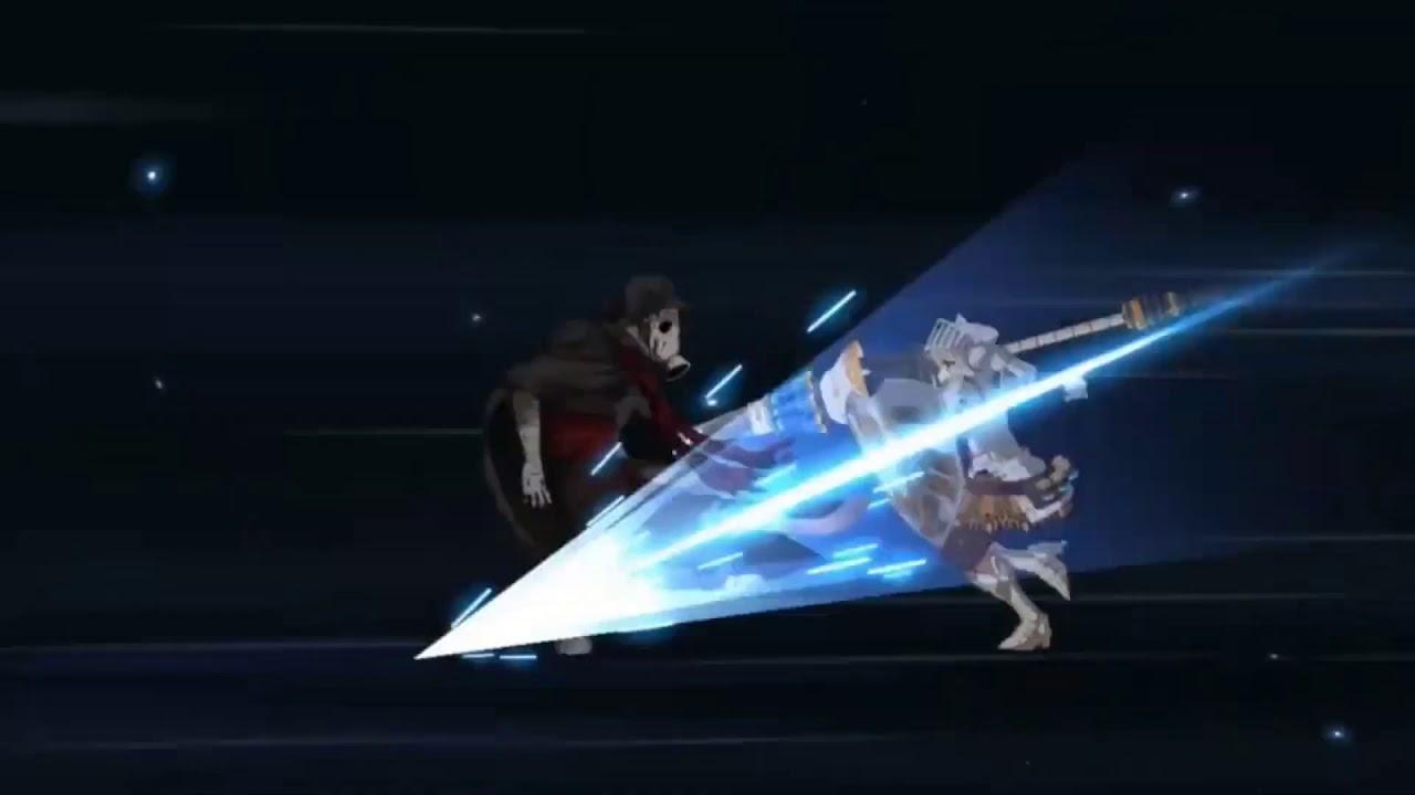 Fate/Grand Order New 1-2 star servant Noble Phantasm
