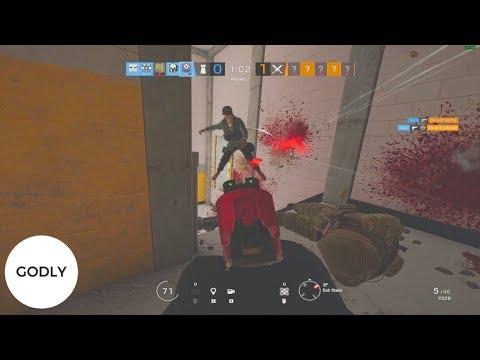 The Passive but Aggressive Echo - Rainbow Six Siege