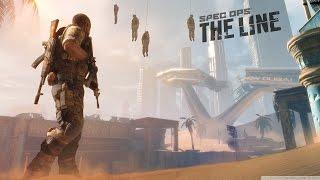 Spec Ops The Line Игрофильм