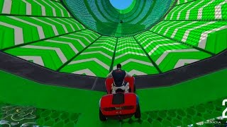 GTA V ONLINE: MI NUEVO QUAD-BARCA!! Carreras GTA V