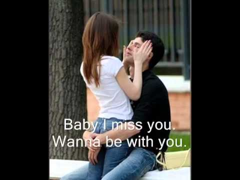 BABY I MISS YOU - (Lyrics) - YouTube