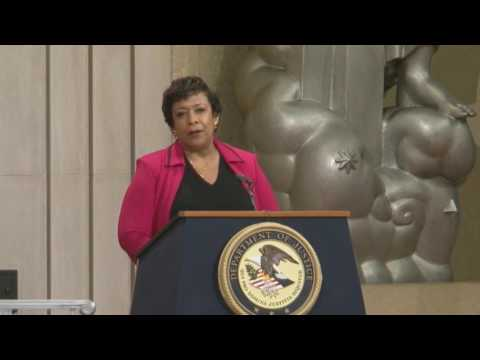 2016 Department of Justice Asian American and Pacific Islander Heritage Month Observance Program