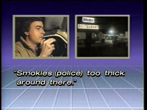 Talking With Hookers Over a CB Radio