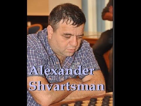 Alexander Shvartsman 25 victories part II (Wch 1998, 2007, 2009, 2017 )