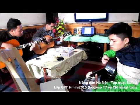 Tập quạt Nồng nàn Hà Nội (GPT school)