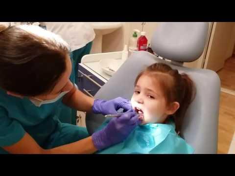 Как лечат молочные зубы детям 4 лет