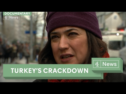 The Turkey coup - and the crackdown that came after