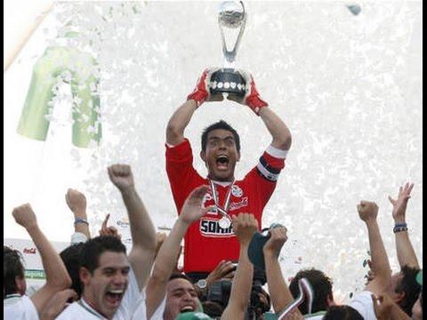 Final Clausura 2008 Santos - Cruz Azul