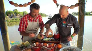 Oyster Apalachitini - Gulf Coast Seafood - Recipes