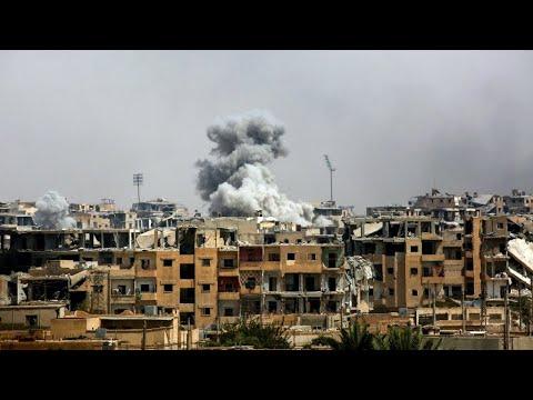 المرصد السوري: مقتل 3250 شخصا بينهم 1130 مدنيا خلال معارك مدينة الرقة  - نشر قبل 3 ساعة