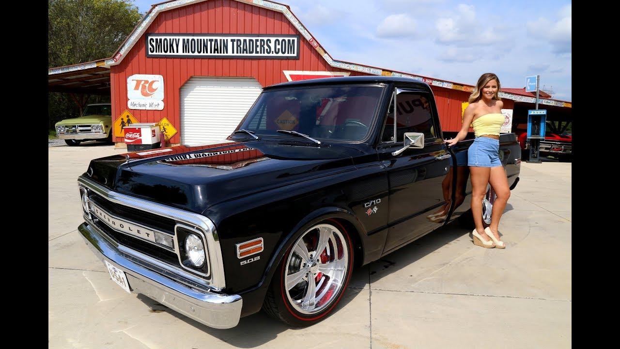 1970 Chevy Pickup >> 1970 Chevrolet C10