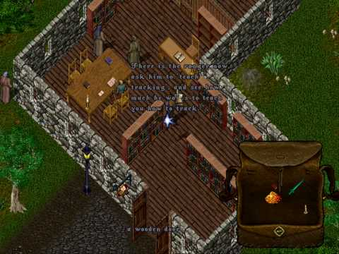 Ultima Online: The Second Age Demo