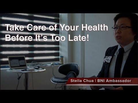 Take care of your health before it's too late | BNI Sarawak
