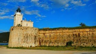 Lefkada, Greece - Santa Mavra Castle - Αγία Μαύρα Λευκάδα - AtlasVisual