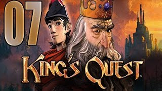 King's Quest - Chapter 1: A Knight to Remember - Walkthrough Part 7  Gameplay - No Commentary