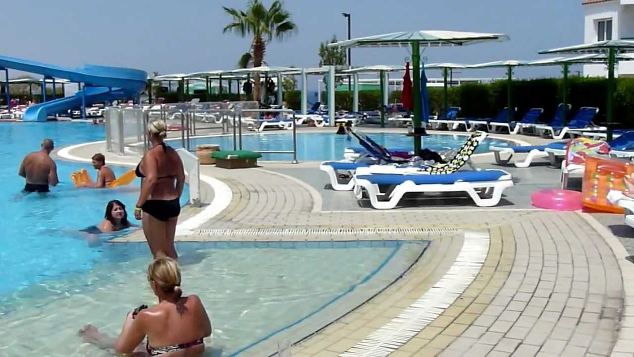 Dreams Beach Sharm El Sheikh Swimming Pool Mts Youtube