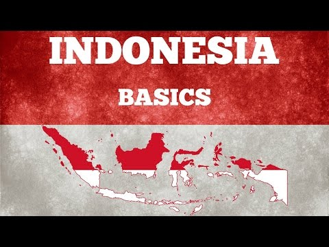 Indonesia: Culture Basics