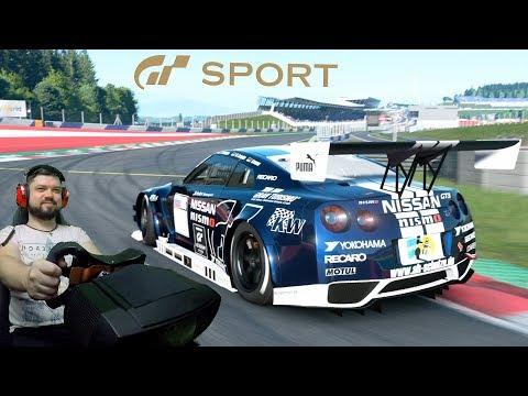 Чемпионат Мира FIA - Red Bull Ring на Nissan GT-R Schulze Motorsport - Gran Turismo Sport thumbnail