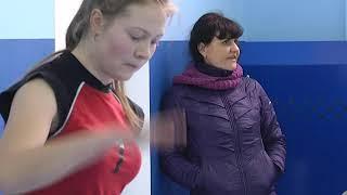 2019-02-13 г. Брест. Первенство по волейболу памяти В. Хована. Новости на Буг-ТВ. #бугтв