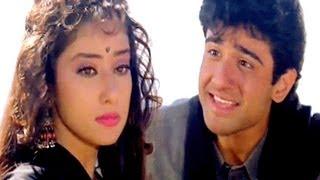 Manisha Koirala, Vivek Mushran, First Love Letter - Scene 3/14