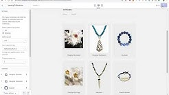 Custom Page Subset of Collections Shopify Tutorial Supply Theme