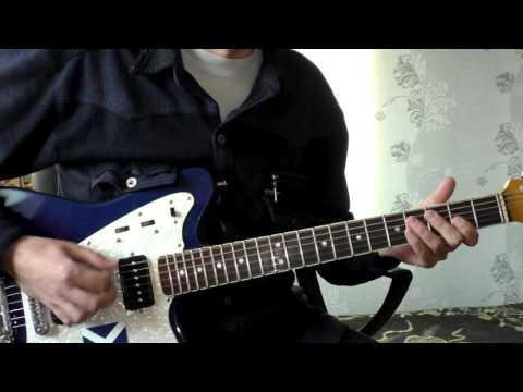 Melvins - Hooch (play along)