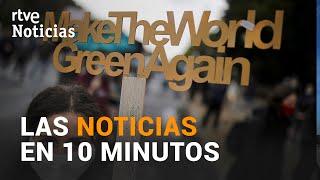 Las noticias del VIERNES 25 de SEPTIEMBRE en 10 minutos I RTVE