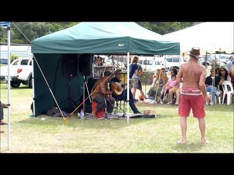 Music at Byron Bay Sunday Market