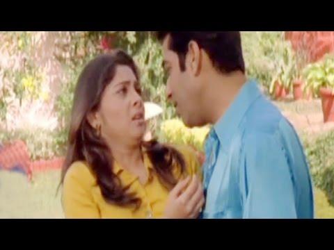 Sonalee Kulkarni, Ashok Shinde, Bharat Jadhav - Chal Gaja Karu Maja - Marathi Comedy Scene 12/18