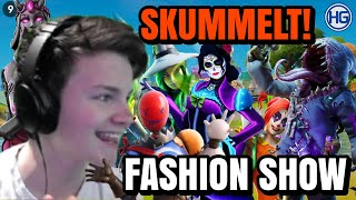 Norsk *HALLOWEEN* FASHION SHOW! | 100KR & Shout-Out Til Vinnere!) #7