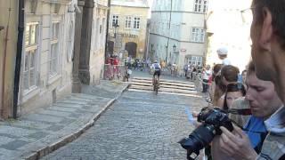 Pražské schody 2014 Kolo pro život  seriál závodů horských kol