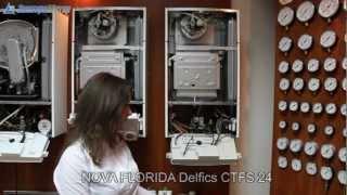 газовый котел Nova Florida Delfis CTFS 24 AF(Двухконтурный газовый котел Nova Florida Delfis CTFS 24 AF - по оптовой цене предлагает компания Электромотор. тел. 5-000..., 2012-12-21T14:33:28.000Z)