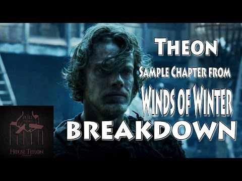 Theon Winds of Winter chapter breakdown feat-James Buschell - YouTube